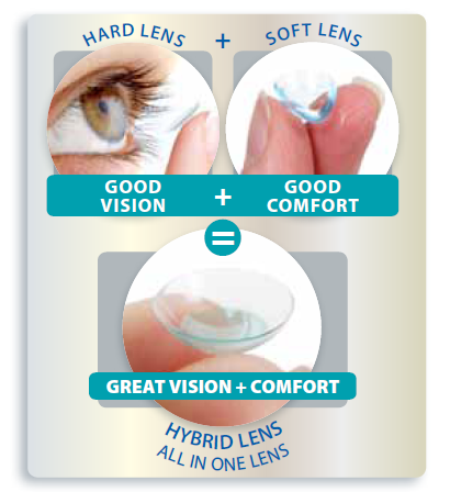 contacts & solutions